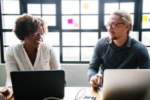 Zwei Personen, ein Job - Job Sharing ist das neue Teilzeitmodell