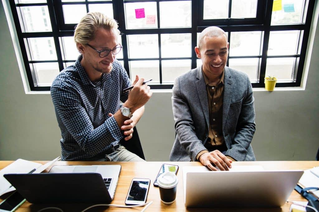 Job-Sharing Partner sollten gut miteinander auskommen